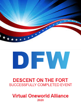 Descent on the Fort 2020