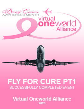 Fly for Cure Pt1 2020