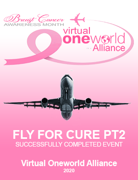 Fly for Cure Pt2 2020